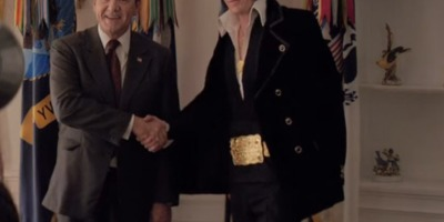 Kevin Spacey and Michael Shannon in Elvis & Nixon