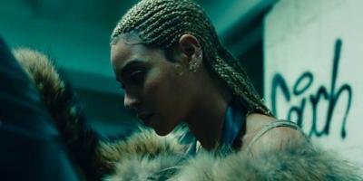 Beyonce in Lemonade